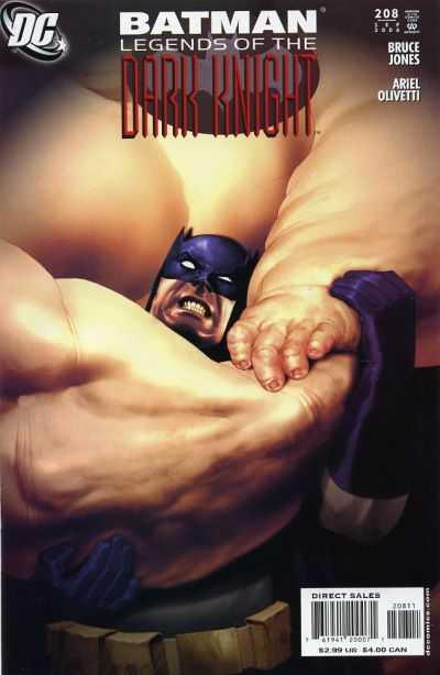 Batman: Legends of the Dark Knight #208