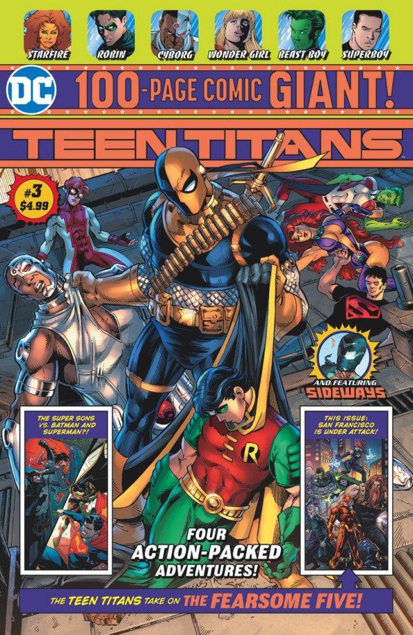 Teen Titans Giant #3