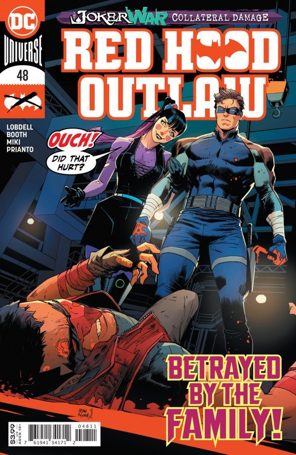 Red Hood: Outlaw #48