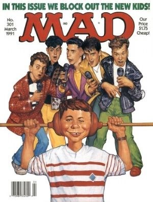 Mad Magazine #301