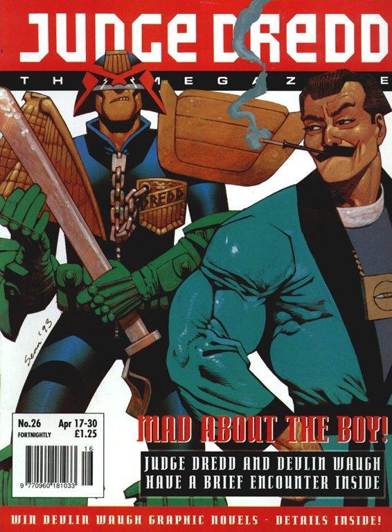 Judge Dredd: The Megazine #26