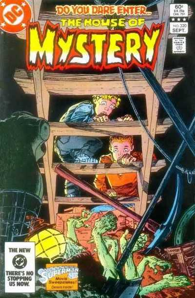 House of Mystery #320