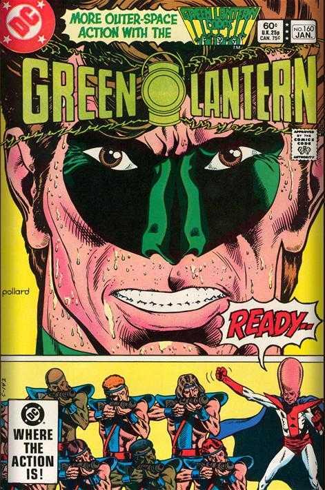 Green Lantern #160