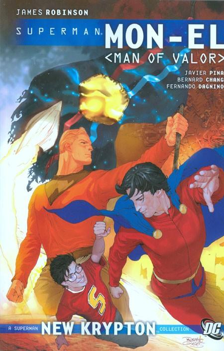 Superman: Mon-El Vol. 2: Man of Valor HC
