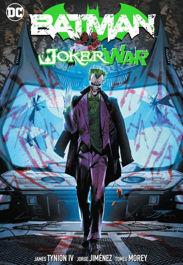 Batman Vol. 2: The Joker War HC
