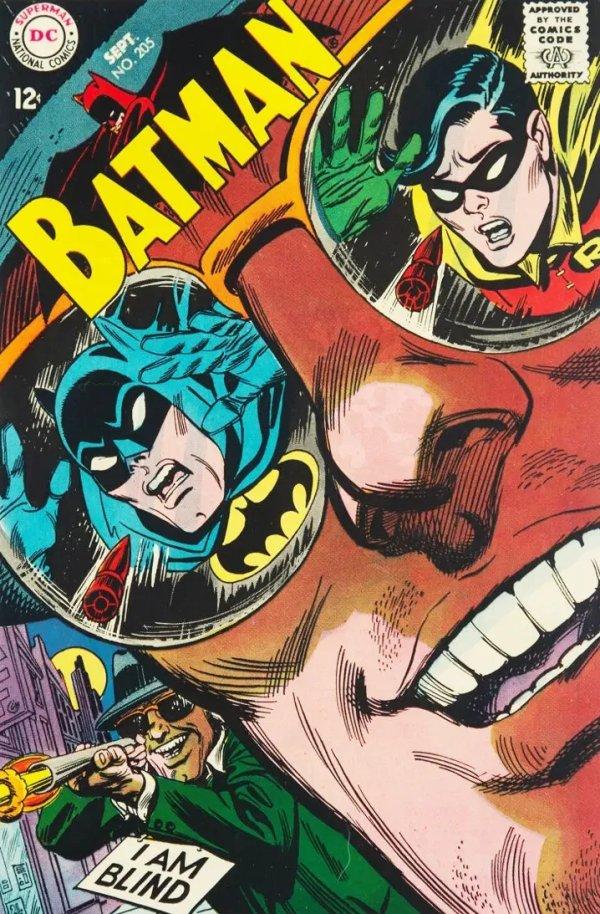 Batman #205