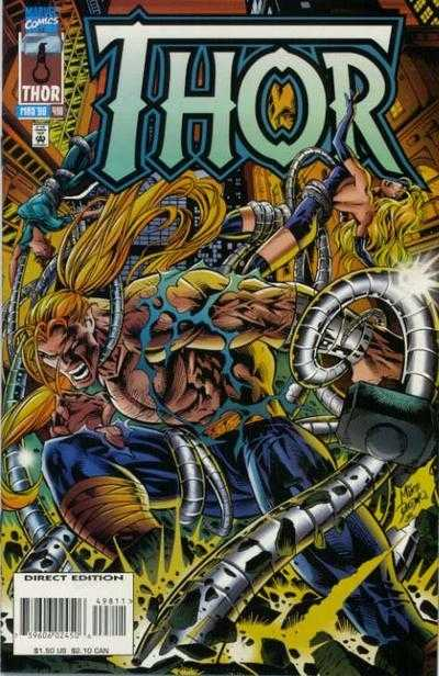 The Mighty Thor #498
