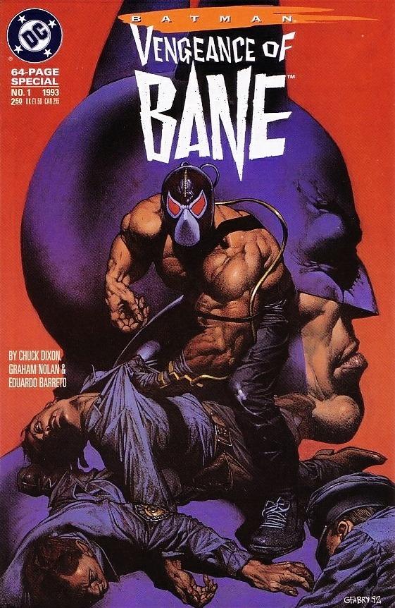 Batman: Vengeance of Bane #1