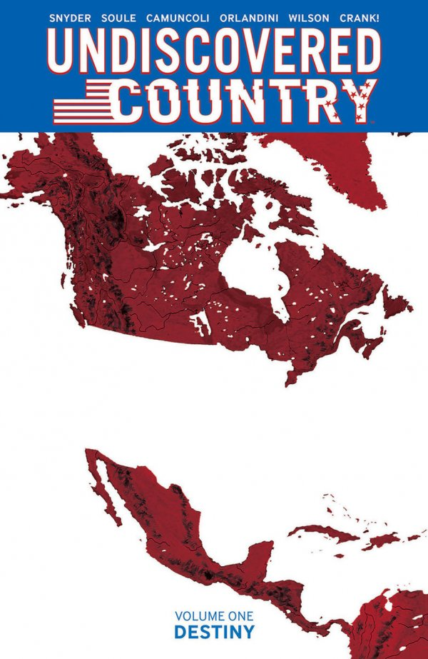 Undiscovered Country Vol. 1: Destiny TP