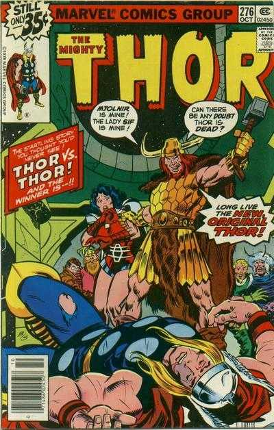 The Mighty Thor #276