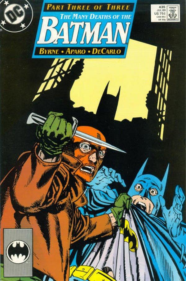 Batman #435