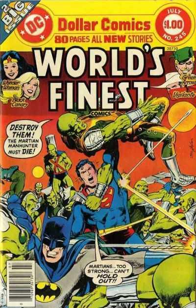 World's Finest Comics #245