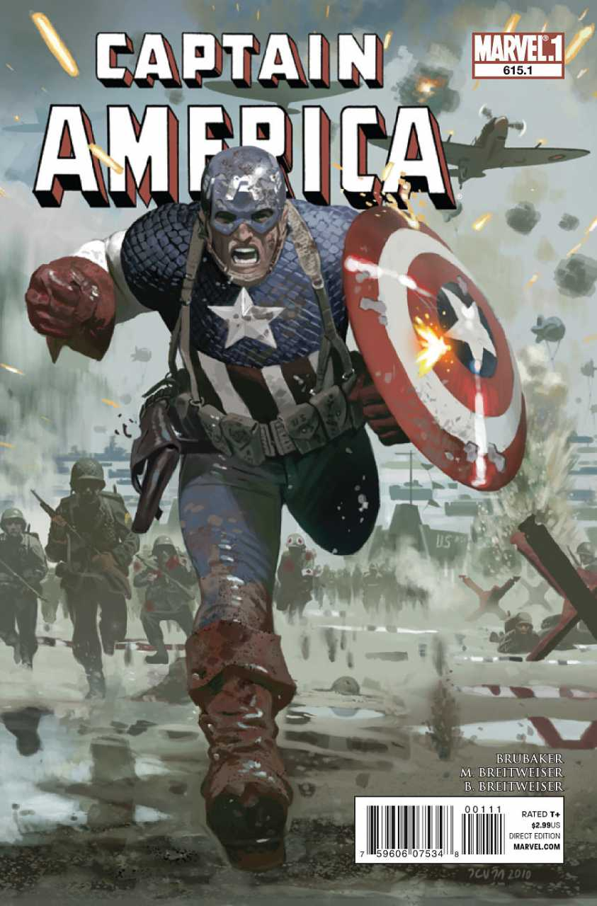 Captain America #615.1