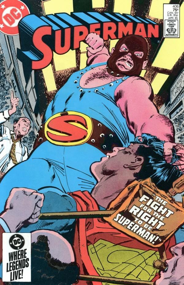 Superman #406