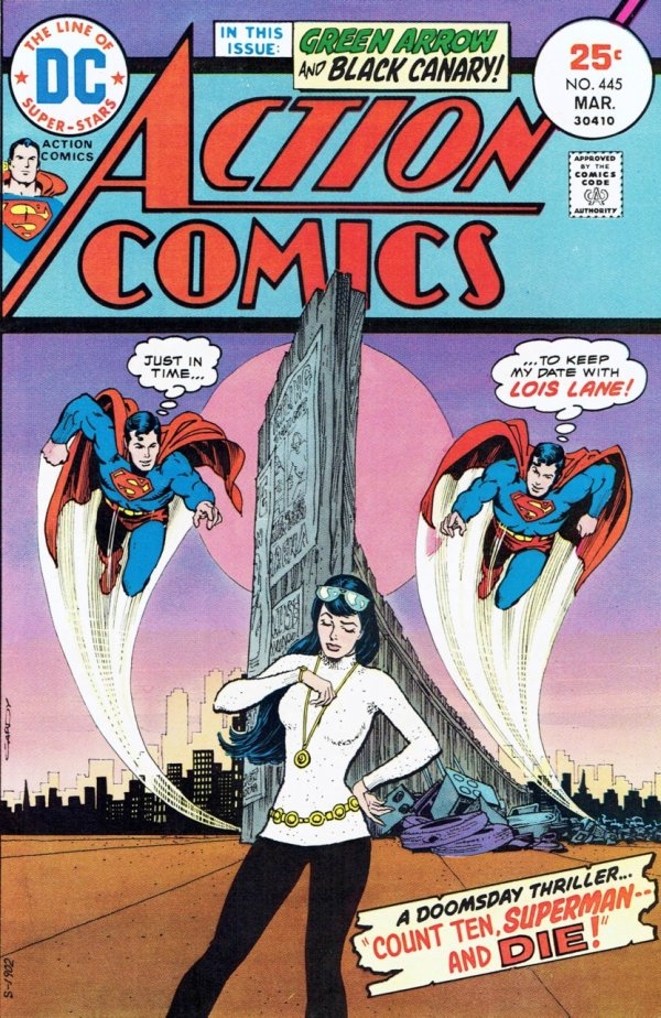 Action Comics #445