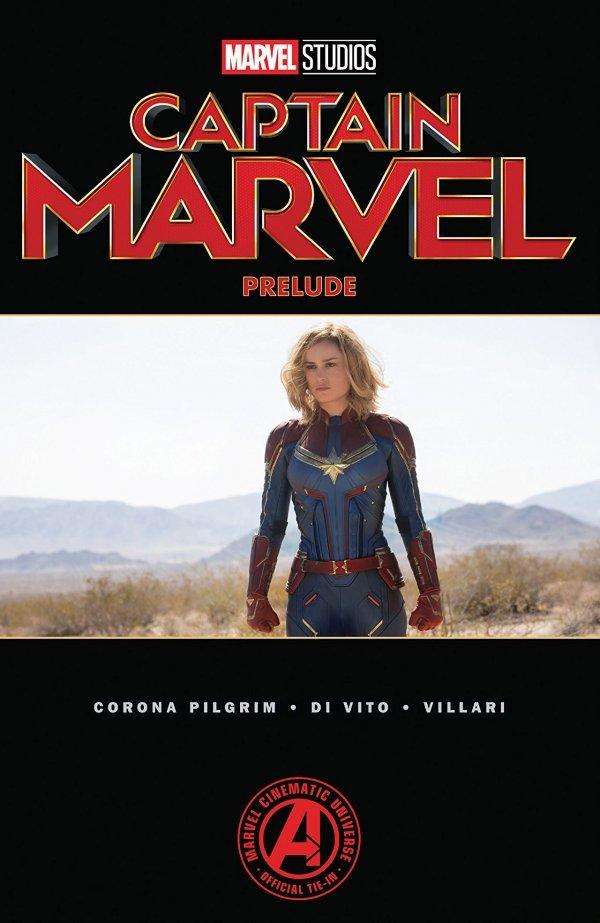 Marvel's Captain Marvel Prelude TP