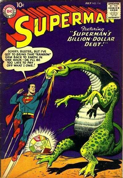Superman #114