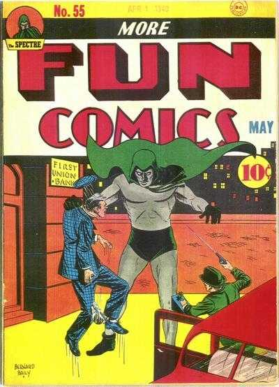 More Fun Comics #55