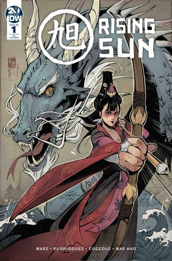 Rising Sun #1