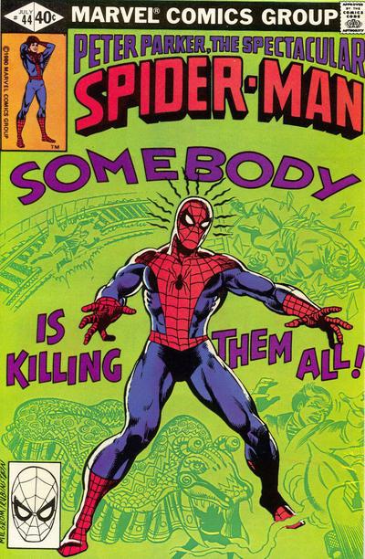 1976-1998 #250 Spectacular Spider-Man Vol 1