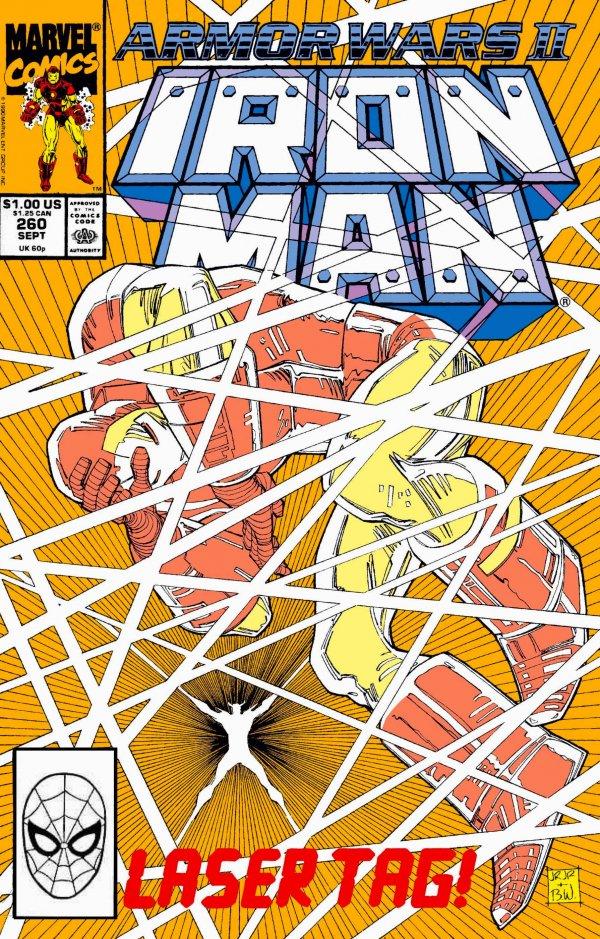 Iron Man #260