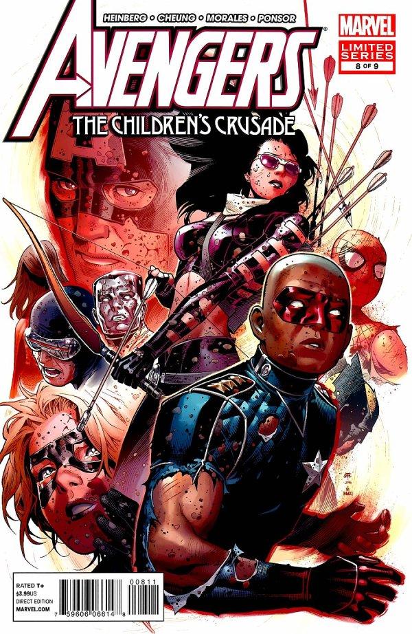 Avengers: The Children's Crusade #8