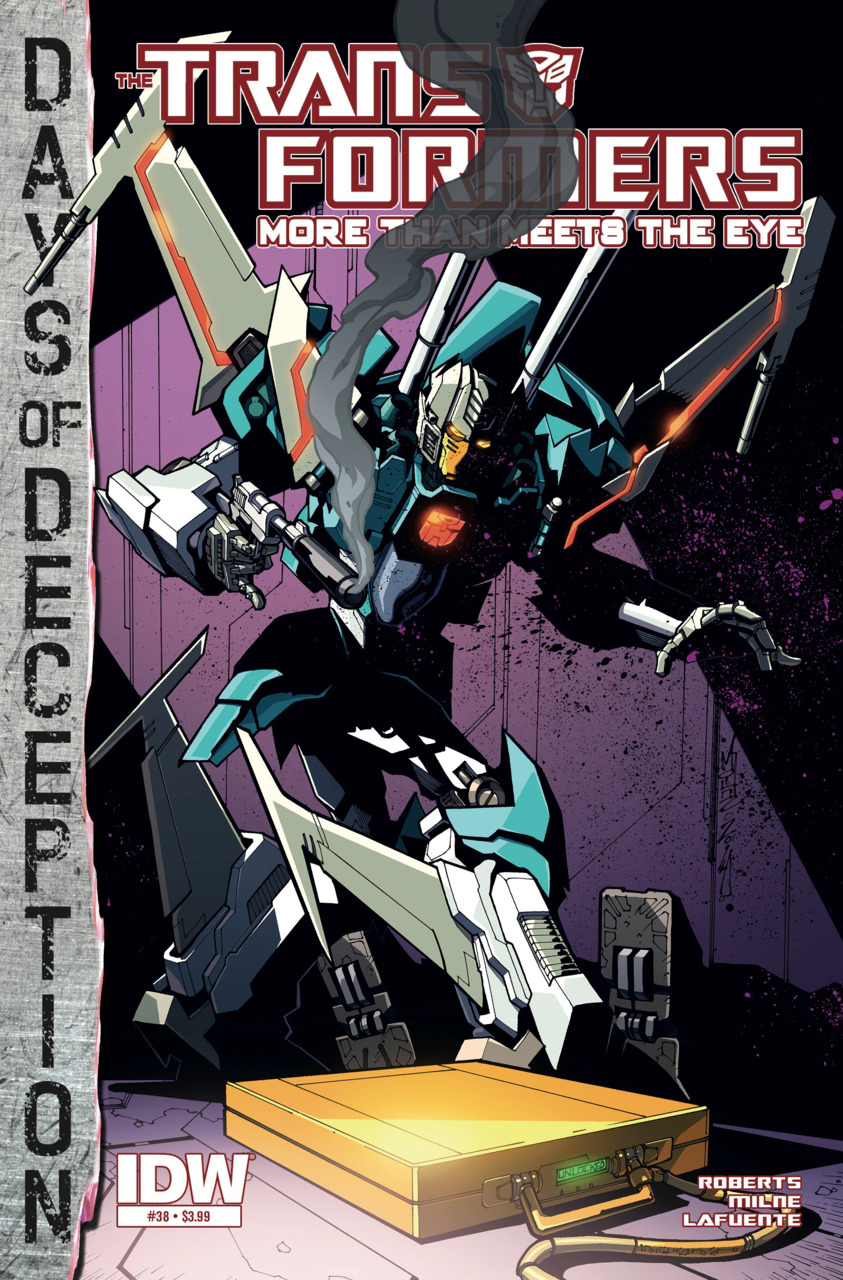 The Transformers: More than Meets the Eye #38