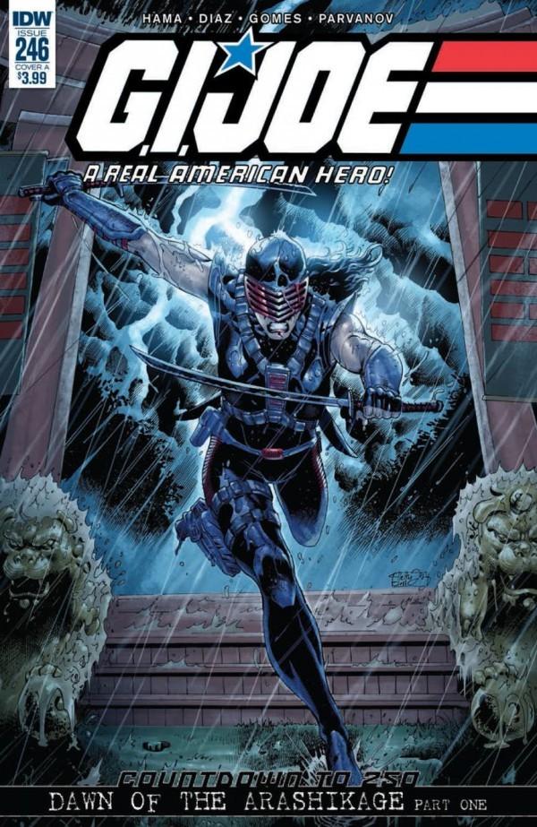 G.I. Joe: A Real American Hero #246