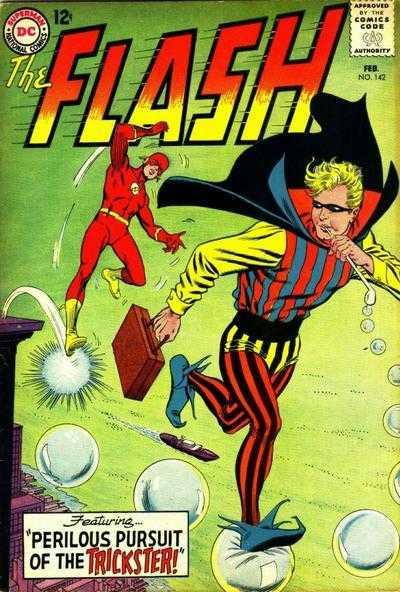 The Flash #142