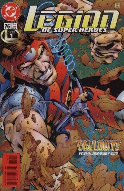 Legion of Super-Heroes #76