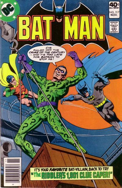 Batman #317