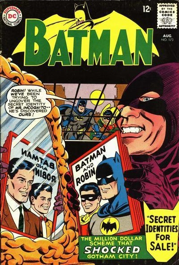 Batman #173