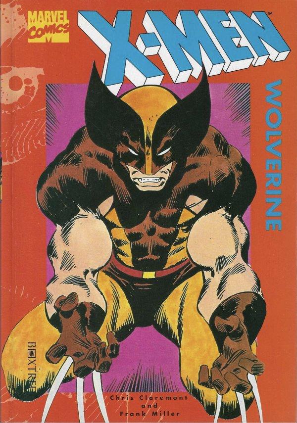 X-Men Wolverine TP