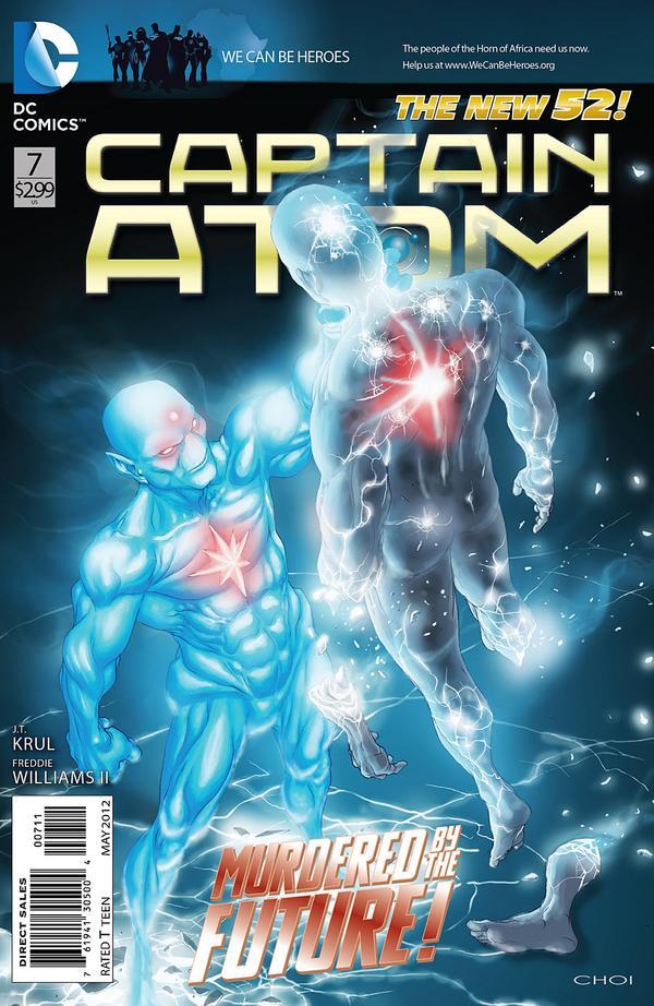 Captain Atom #7
