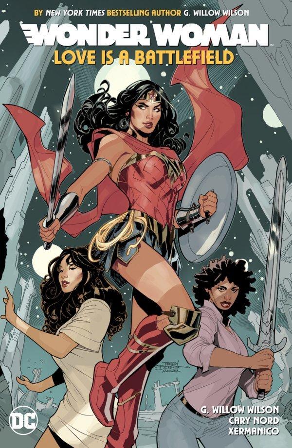 Wonder Woman Vol. 2: Love is a Battlefield HC