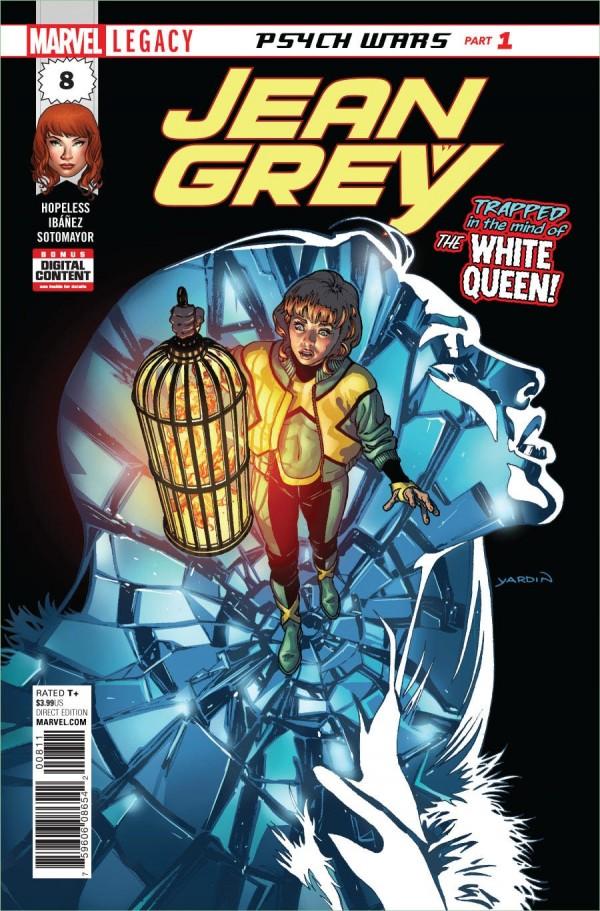 Jean Grey #8