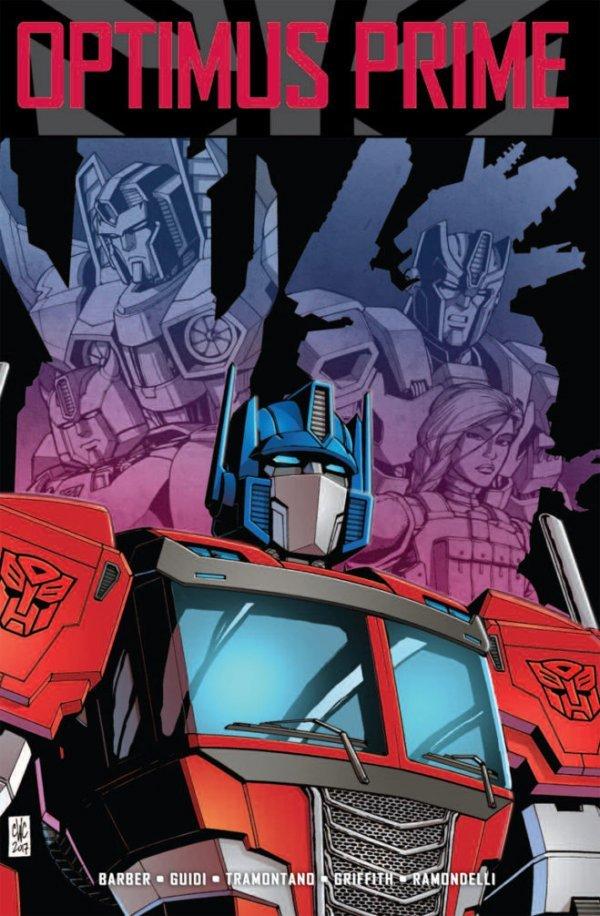 Transformers Optimus Prime Vol. 3 TP