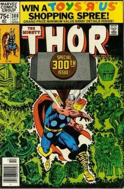 The Mighty Thor #300