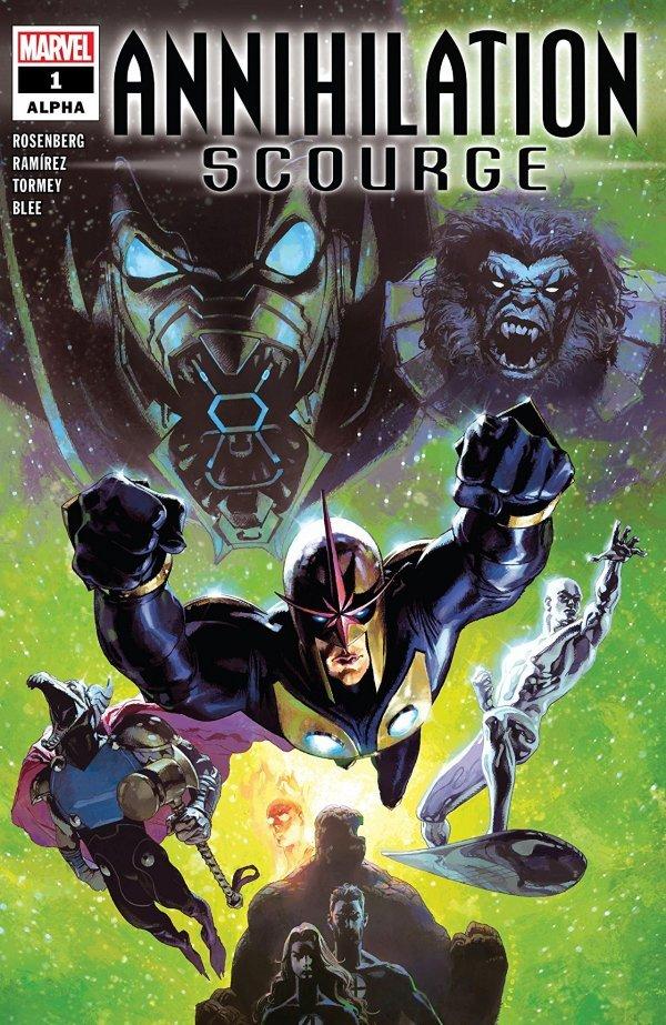 Annihilation - Scourge: Alpha #1