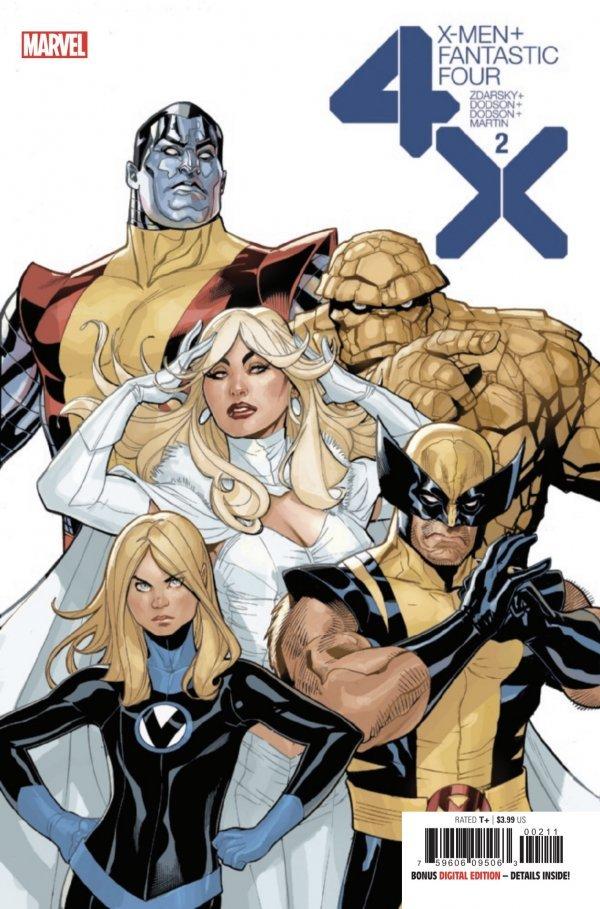 X-Men / Fantastic Four #2