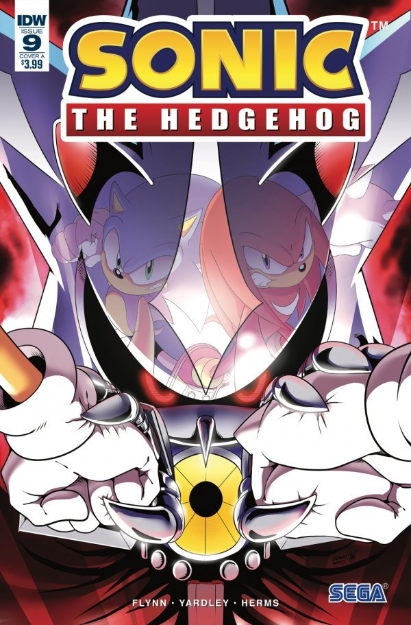 Sonic the Hedgehog #9