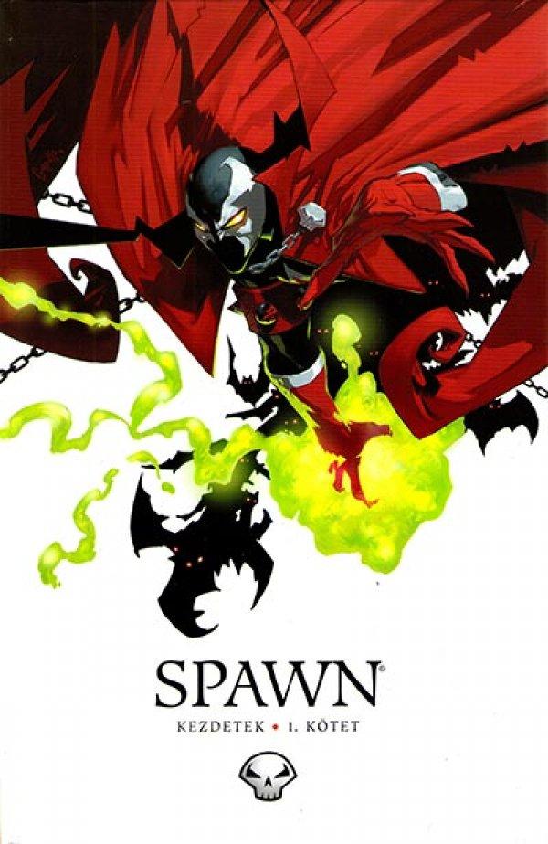 Spawn Kezdetek 1. Kötet HC