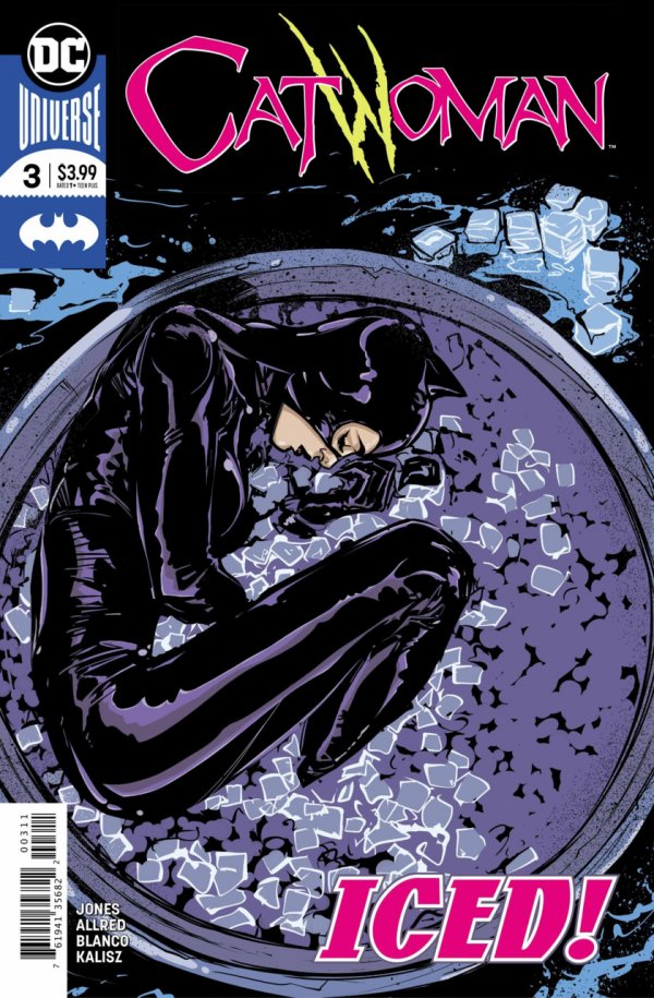 Catwoman #3