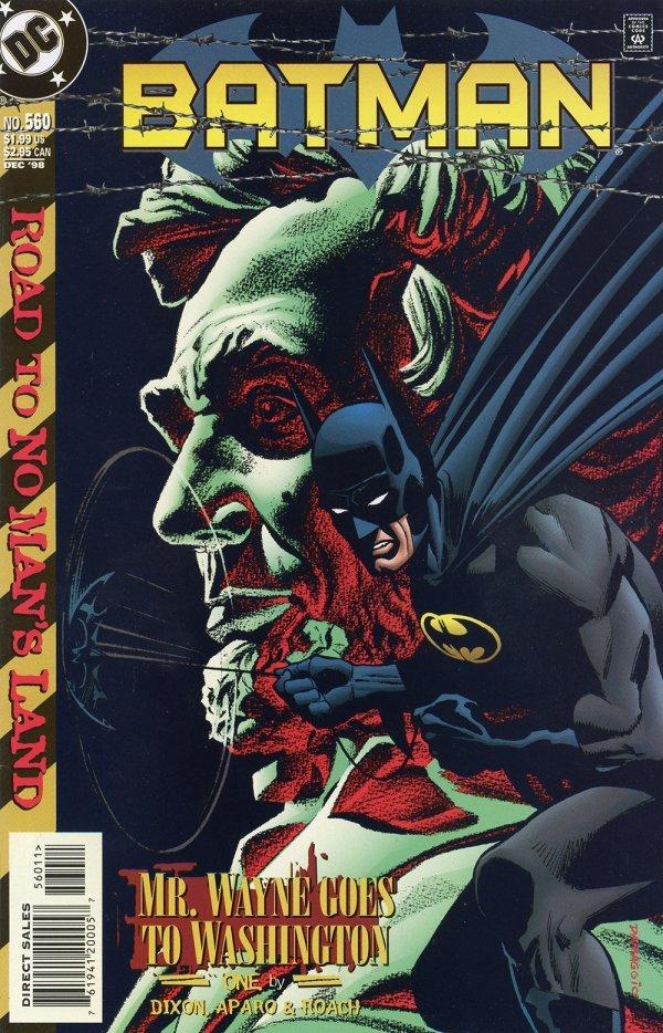Batman #560