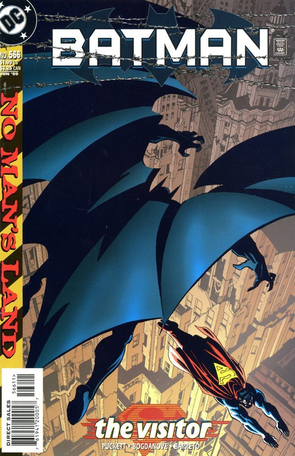 Batman #566