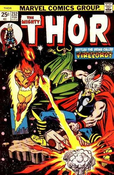 The Mighty Thor #232