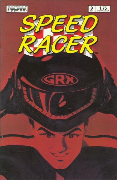 Speed Racer #9