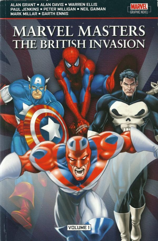 Marvel Masters: The British Invasion Vol. 1