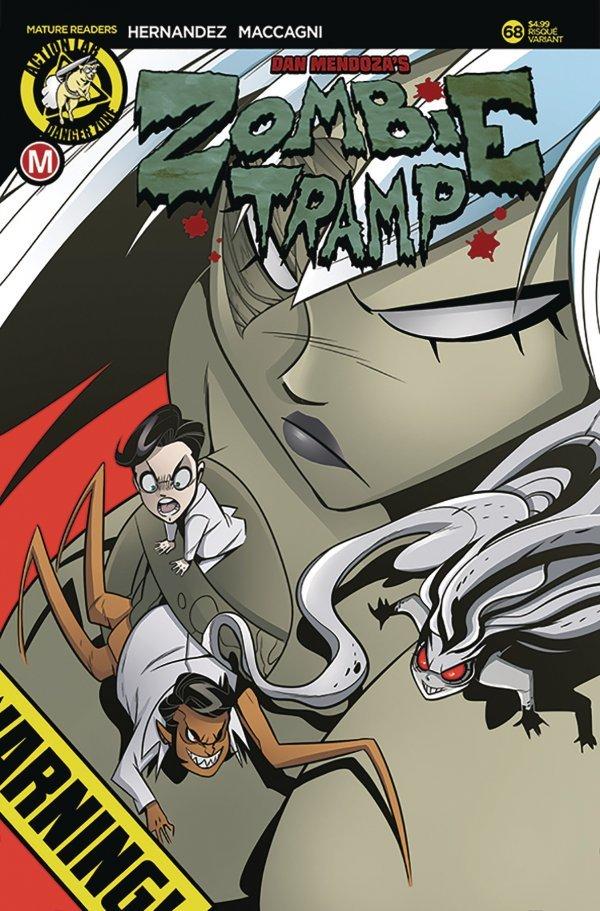 Zombie Tramp #68