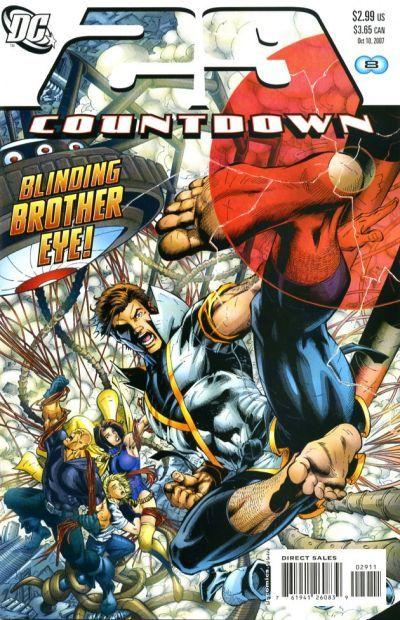 Countdown to Final Crisis #29